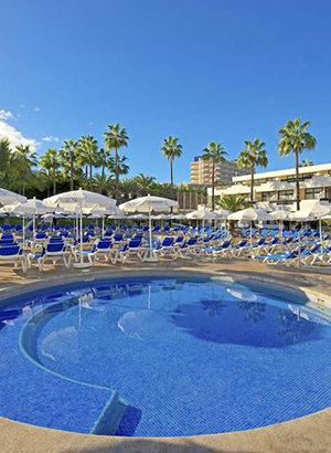 Iberostar hotels Tenerife: Las Dalias