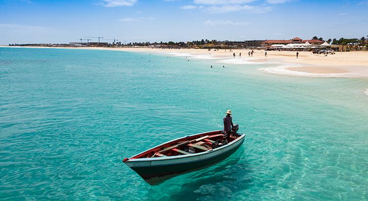 Kaapverdië, Helemaal het einde