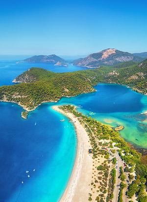 Meestgestelde vragen Turkije: badplaatsen