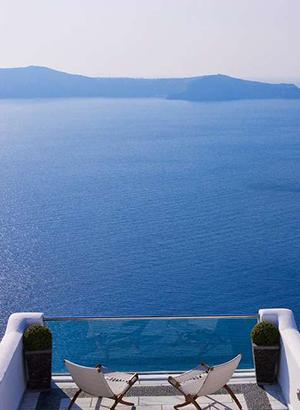 Mooie hotel Santorini: Fira