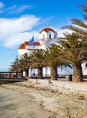 Olympus Riviera, Paralia