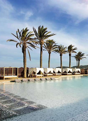 Pareltjes Ibiza: Hard Rock Hotel Tenerife