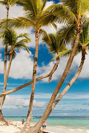 Stranden Punta Cana, Dominicaanse Republiek