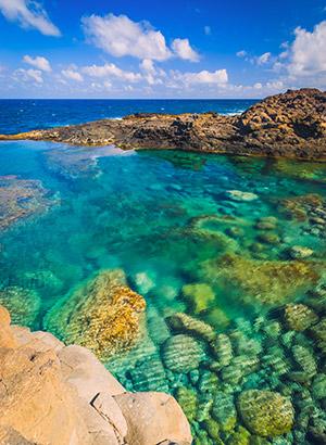 Op vakantie in maart? Zon vind je op de Canarische Eilanden