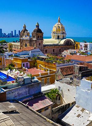 Op vakantie? Zon in maart in Cartagena