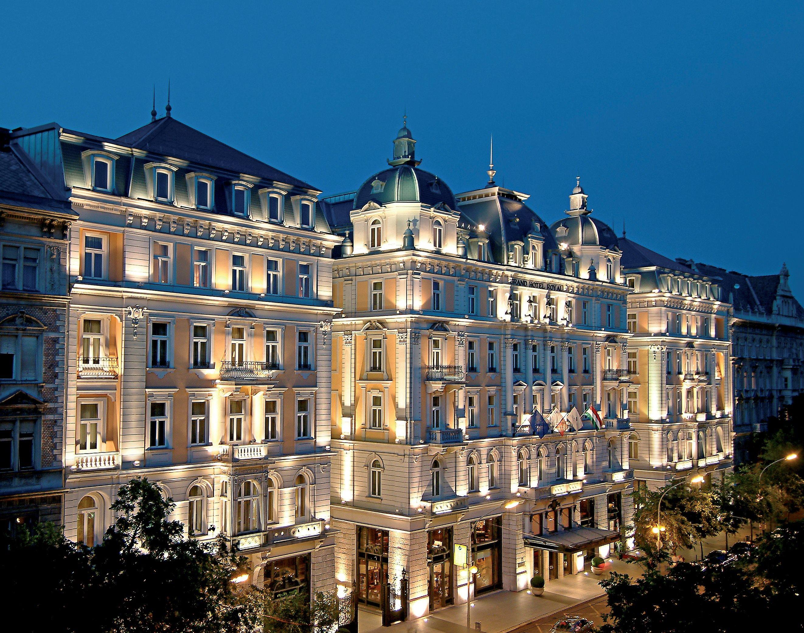 Verrassende romantische steden: Corinthia Hotel Budapest, Boedapest