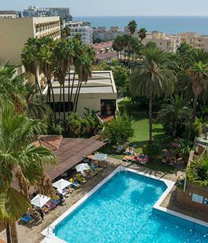 Hotel Royal Al-Andalus, Familiehotels Torremolinos