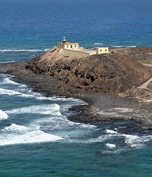 Vuurtoren, Isla de Lobos dagtrip Fuerteventura