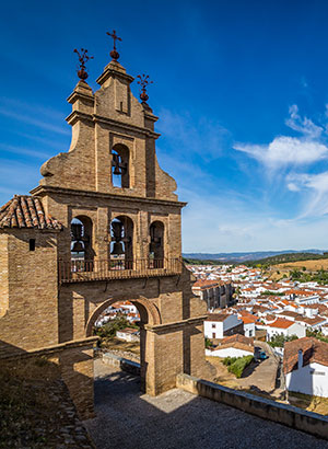 Costa de Huelva stad