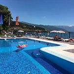 Doen aan het Meer van Ohrid; logeren in Mizo Hotel