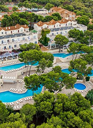 Iberostar hotels Mallorca: Iberostar Club Cala Barca