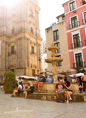 Herfst-stedentrips Spanje: Málaga