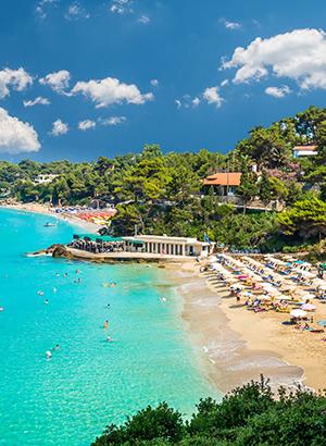 Mooiste stranden Kefalonia: Platis Gialos