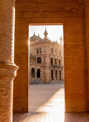 Voorjaar in de Spaanse steden: Sevilla