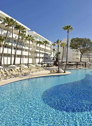 Zonvakantie Playa de Palma, hotels
