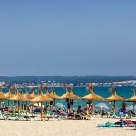 Playa de Palma, waar de zon áltijd schijnt!