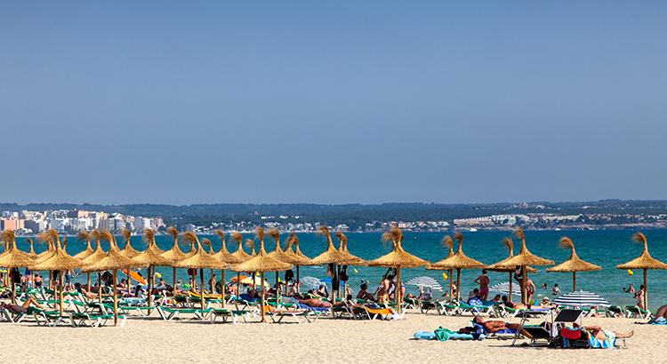Zonvakantie Playa de Palma