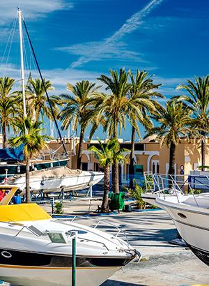 Badplaatsen Costa del Sol: Fuengirola