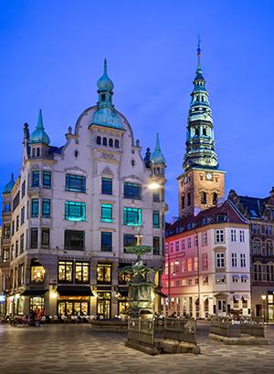 Bezienswaardigheden Kopenhagen: Stroget