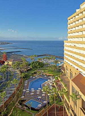 Familiehotels Tenerife: Iberostar Bouganville