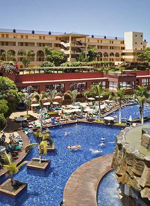 Hotel Jacaranda, Familiehotels Tenerife