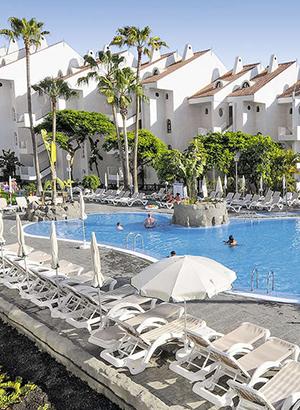 Familiehotels Tenerife: Paradise Fun