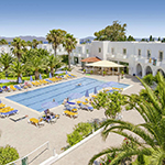 Doen op Kos: Kos-stad, Alexandra Beach Hotel
