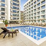 Populaire winterzonbestemmingen: Dubai, Aparthotel Golden Sands 3