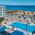 Badplaatsen Costa del Sol: Torremolinos, Hotel Riu Costa del Sol