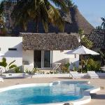 Mooiste stranden Zanzibar: Paje, Dhown Inn