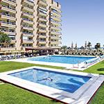 Badplaatsen Costa del Sol: Fuengirola, Hotel Pyr Fuengirola