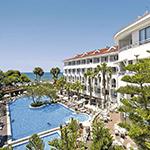 Doen in Side: strand, Hotel Side Star Beach