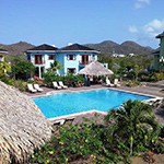 Christoffelberg, Curaçao: Kura Hulanda Lodge & Beach Club