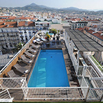 Leukste badplaatsen Zuid-Frankrijk: Nice, Splendid Hotel & Spa