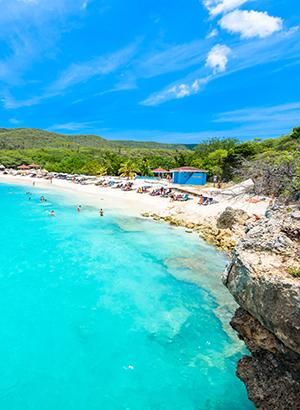 Last minute meivakantie: Curacao