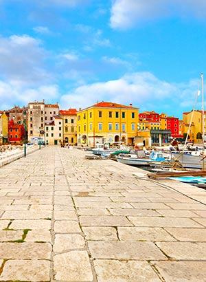 Leukste badplaatsen Kroatië: Porec