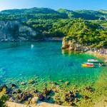 Pak de zonnebrandcrème maar in! De mooiste stranden van Corfu