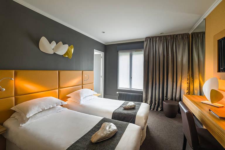 Gratis doen Parijs, Hotel Residence Europe
