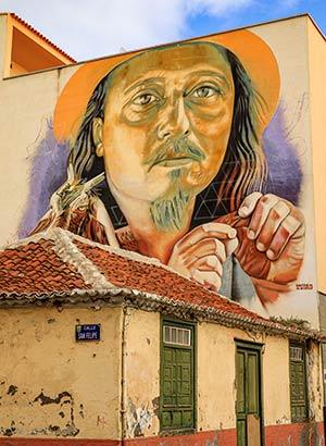 Wat te doen op Tenerife: street art