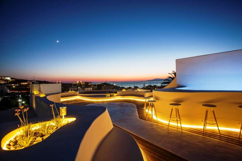Andronikos Hotel, Mykonos-Stad