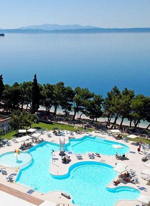 Familiehotels Kroatië, Bluesun Hotel Neptun
