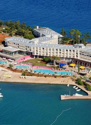 Familiehotels Kroatië, Island Hotel Istra
