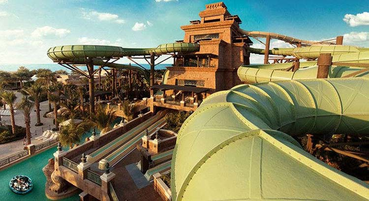 Aquaventura Dubai waterpark