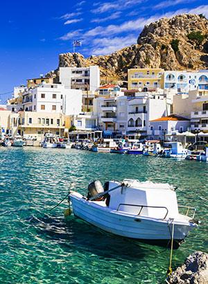 Bezienswaardigheden Karpathos: hoofdstad