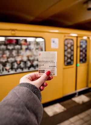 Doen in Berlijn: openbaar vervoer