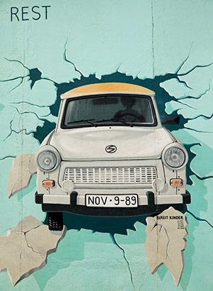 Doen in Berlijn: street art