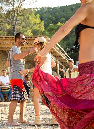 Doen op Ibiza: benirras