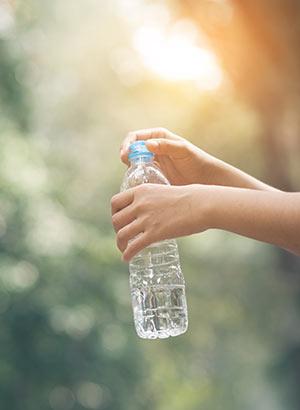 Duurzaam reizen: water