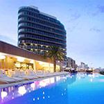 Leukste badplaatsen Costa Blanca: Gran Hotel Sol Y Mar, Calpe