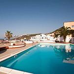 Zon in mei: Sardinië, Hotel Pedraladda